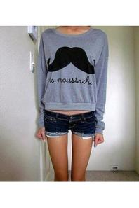Moustache le Top du style !
