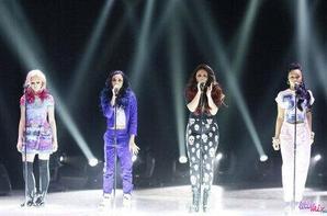 Les Little Mix pour le  Graham Norton Show pour Comic Relief : <3 Mixerement