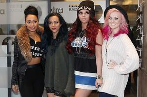 Les filles ce matin à la BBC Radio 1 <3 #Mixerement