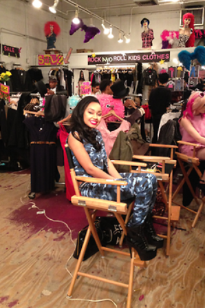 """Little Mix in """"Teen Vogue"""" backstage xAx :"""