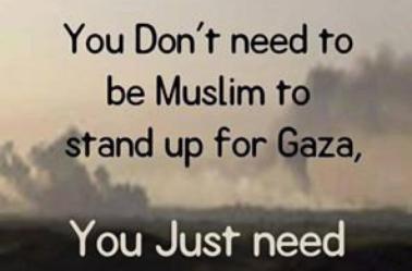 Palestine, Dieu est avec vous ......