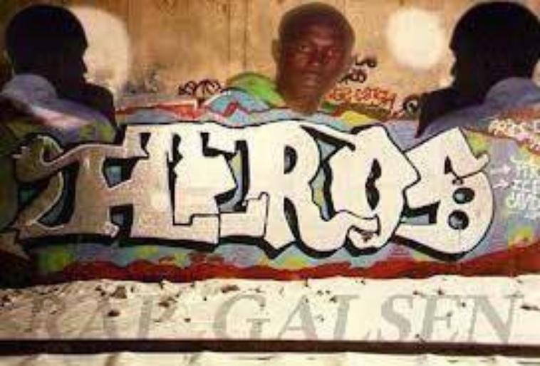 heros de jeunesse rappeur