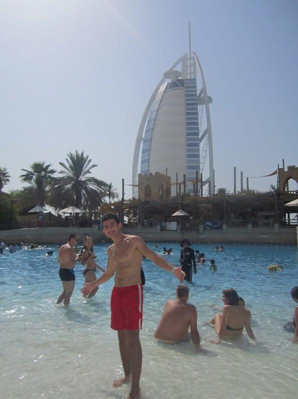 Dubai :D