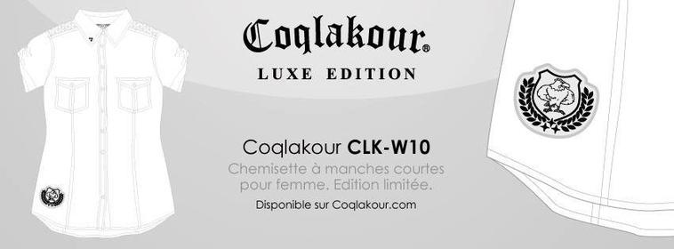 Coqlakour LUXE EDITION