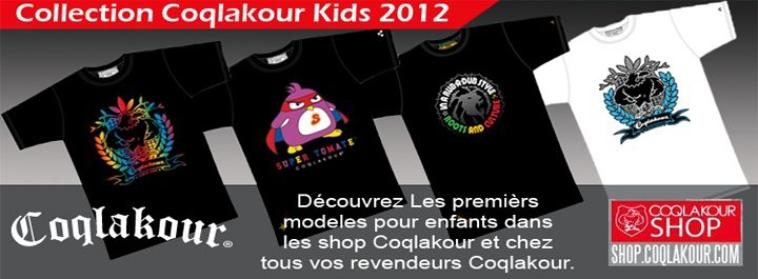 Collection Coqlakour Kids