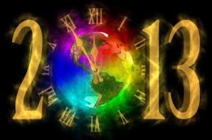 bonne et heureuse annee 2013
