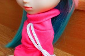mes achats chez jolie doll