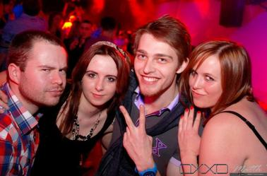 ♥ Nightclub/With Friends/After ♥