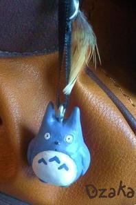 Totoro Bleu