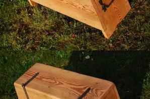 Poignées et charnières de coffre viking