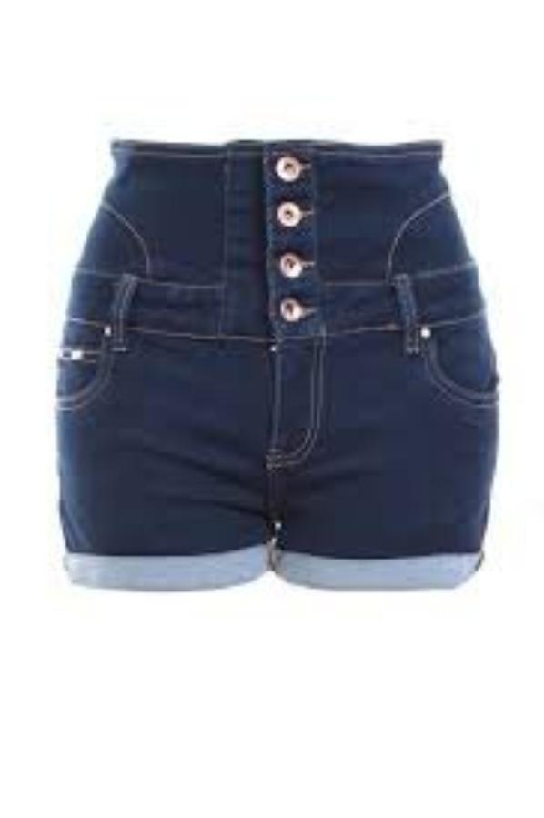 Thème Short Taille Haute