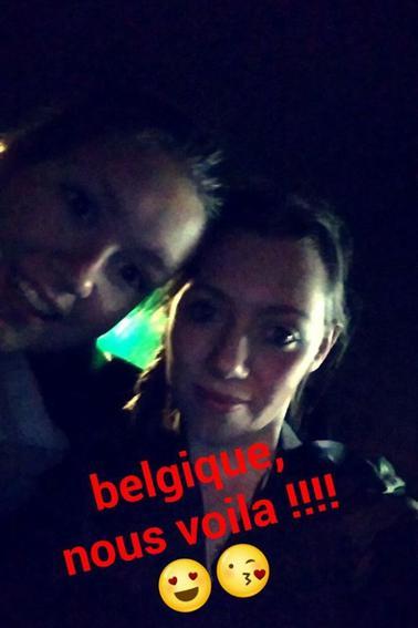 En Belgique <3
