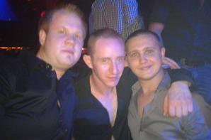 Carré Willebroek avec Virgi, Jack, et Gui ^^