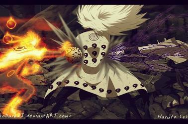Fan art' Naruto de la semaine