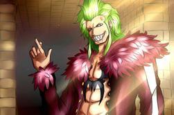 Fan art' One Piece de la semaine !