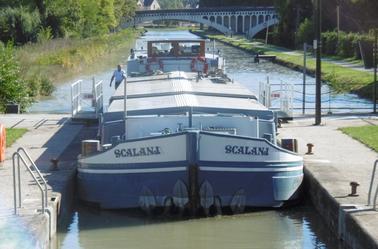 SCALANJ..................ECUELLES.......Ecluse de Bourgogne n°18.............OCTOBRE 2016