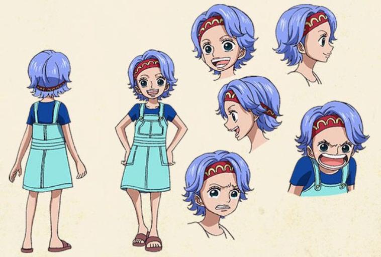Nami Special Kokaishi no Namida to Nakama no Kizuna(character design) 6