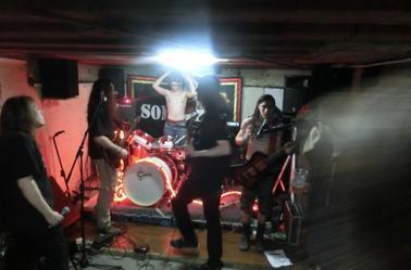 Concert du 25/03/17 @SombreroCafé à Amiens