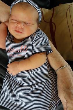 ilona née le 13 juin 2017