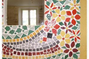 Mosaïque - Abondances de Fleurs