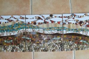 Triptyque Mosaïque et Picassiette