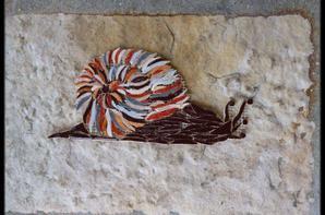 """Mosaique-Emaux de Briare """"Drôles de petites Bêtes"""""""