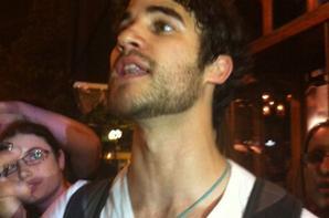Darren Criss à Paris <3