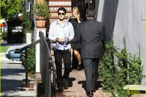 Glee cast au Cory Memorial