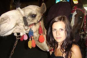Mon premier voyage en avion : l'Egypte 2007