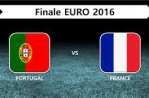 France-Portugal (et Christiano Ronaldo bléssé)