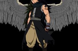 Perso Fairy Tail avec des ailes