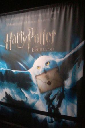 expo harry potter
