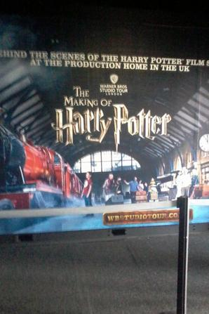 expo harry potter