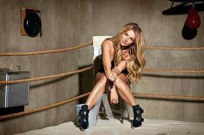 """Britney pour le magasine """"Shape"""""""