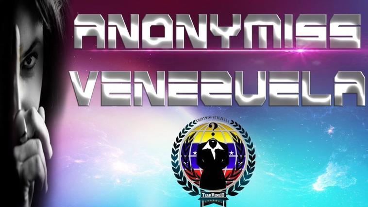 Anonymiss Venezuela