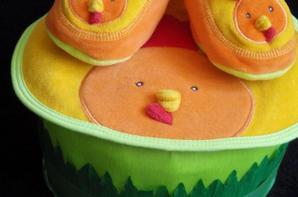 gâteau Bergamote la cocotte
