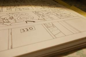 Wip, sketchs et autres gribouillis