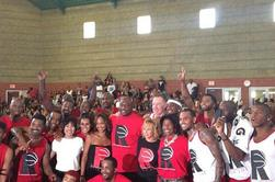 Match de Basket-Ball de charité ce Samedi 7 Septembre