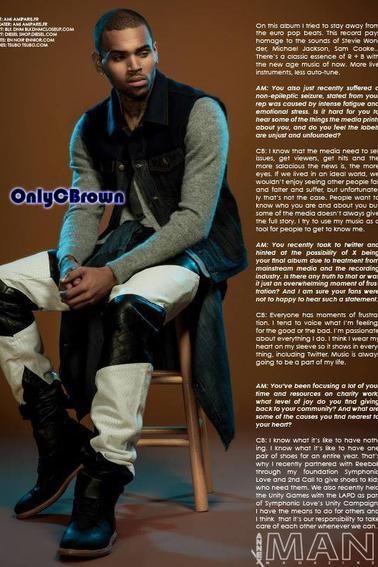 Dans le magazine Annex Man