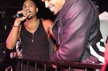 Chris et Trey Songz