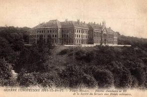 Le lycée St Philippe à Meudon