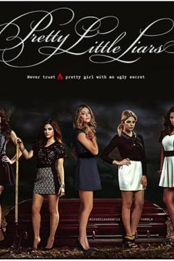 La série la plus intriguante du moment... Pretty Little Liars
