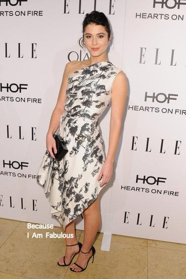 ELLE'S ANNUAL WOMEN IN TELEVISION CELEBRATION 2014