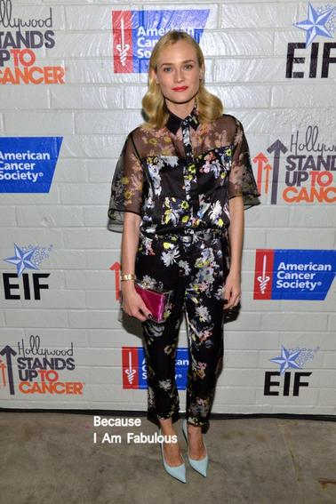 HOLLYWOOD STANDS UP TO CANCER EVENT