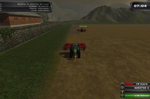 Farming Simulator avec TracteurLove