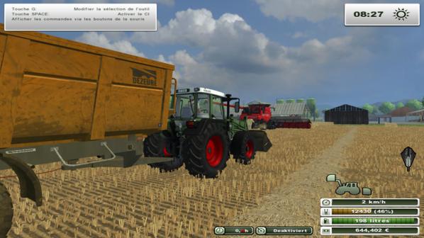 Le Top du Top !!! Meilleur Fendt de Farming Simulator
