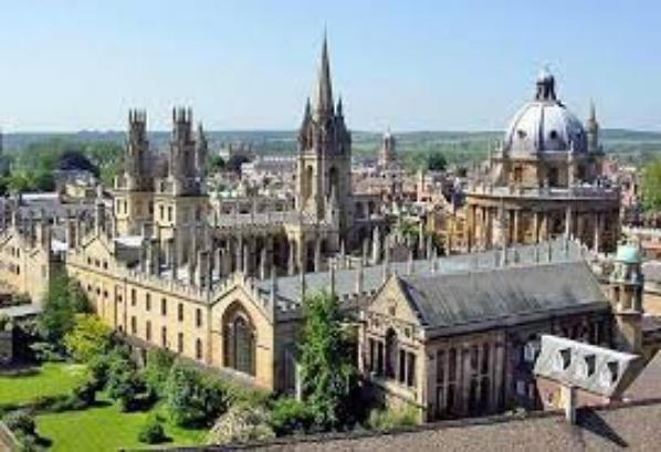oxford amazing university