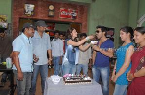 L'anniversaire de Shruthi