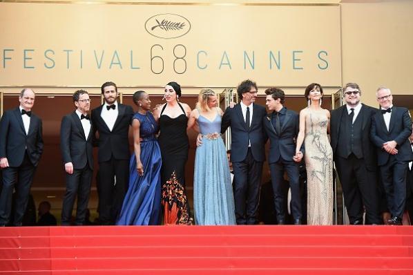 Closing Ceremony & 'Le Glace Et Le Ciel' Premiere -Cannes 2015