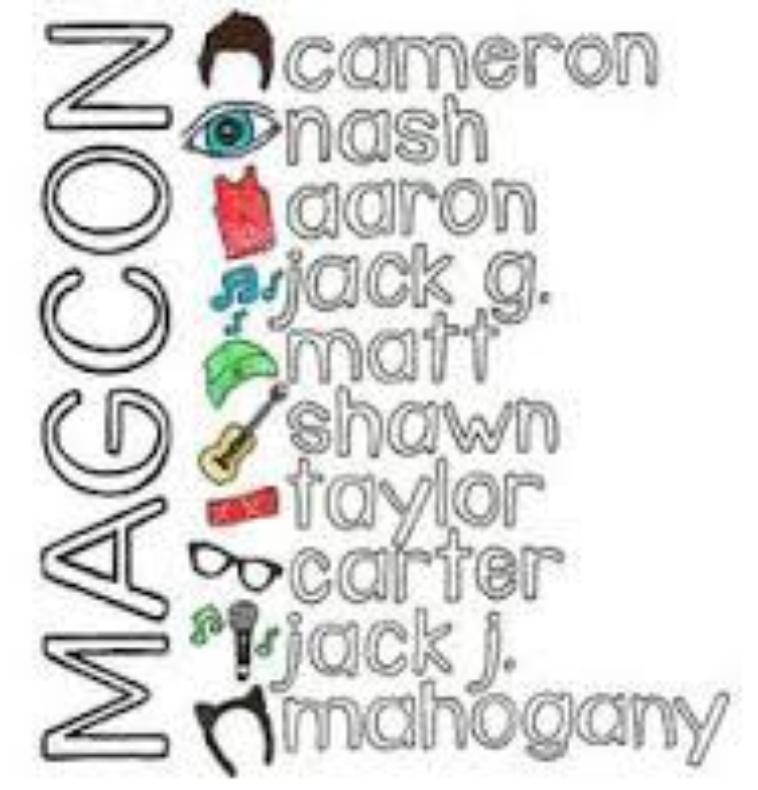 Magcon Boys <3